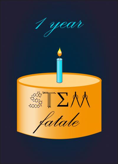 Logo 1st birthday